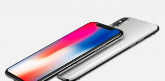 iPhone X Clone