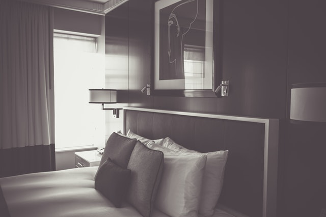 Black Bed Room Wall Paint Ideas