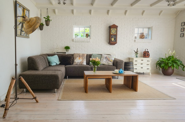 Wall Paint Ideas. Brown Living Room ...