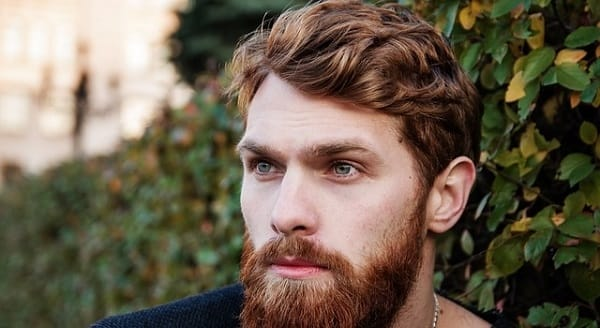 Long Hairstyle For Men + Beard - best men hairstyle