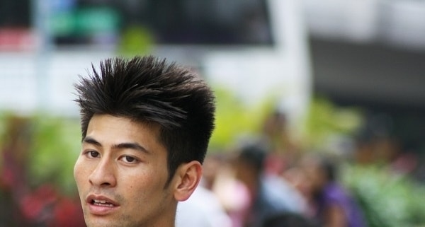 Spiky Quiff Haircut - best men hairstyle