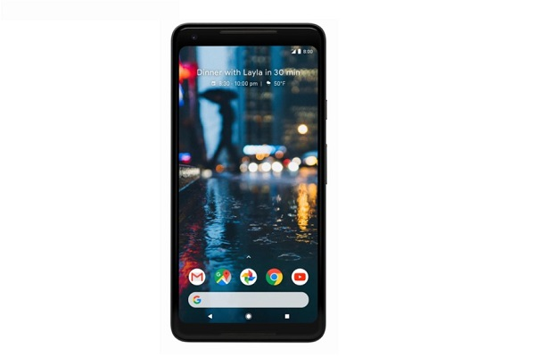 GOOGLE PIXEL 2 XL - top mobile phones of 2018