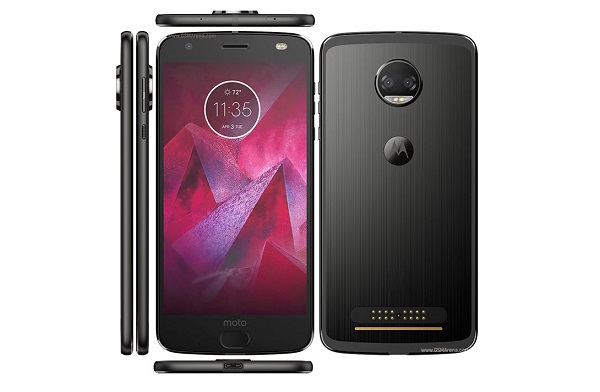 MOTOROLA MOTO Z2 FORCE - top mobile phones of 2018