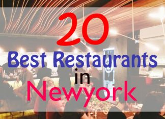 Best Restaurants in New York