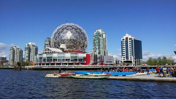 Vancouver---best-Countries-for-travel