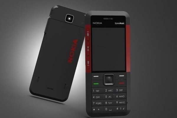 5310 XpressMusic -Top 15 best Nokia Mobile Phones