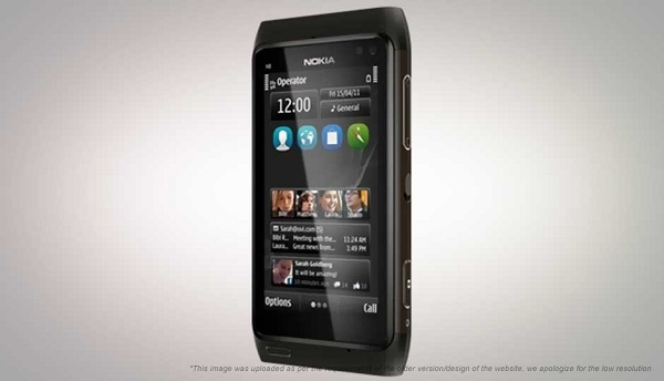 Nokia N8 -Top 15 best Nokia Mobile Phones