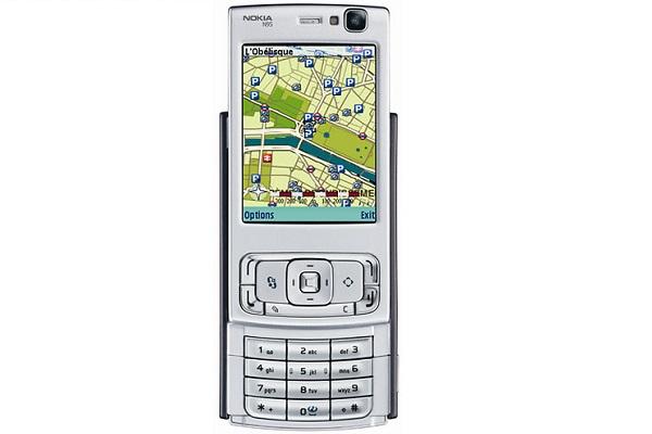 Nokia N95-Top 15 best Nokia Mobile Phones