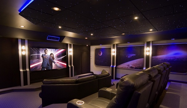 Top 10 Home Theater Design Ideas - Attention Trust