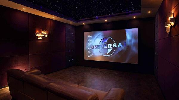 small room theater design ideas