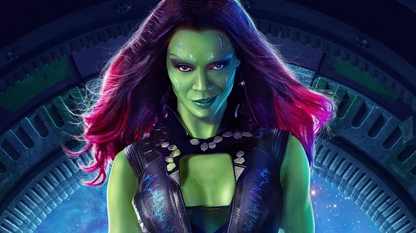 Gamora Guardians