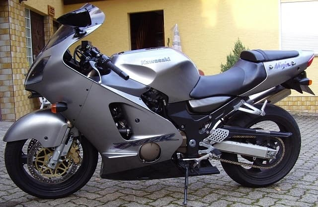 Kawasaki ZX 12R Top Sports Bikes
