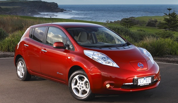 Nissan Leaf ( 2012 )