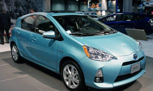 Toyota Prius c ( 2012