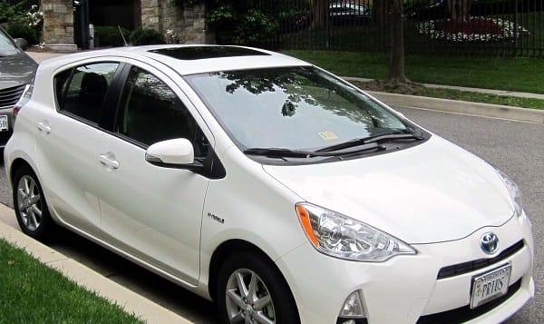 Toyota Prius c ( 2014