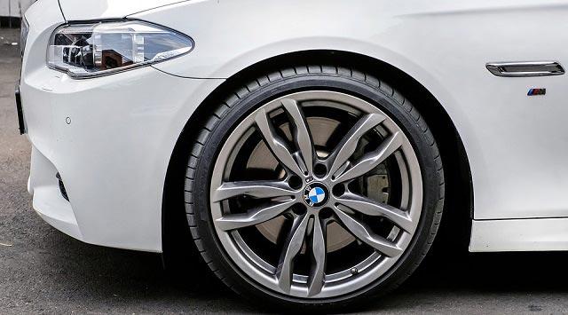 BMW Spark Rim Designs