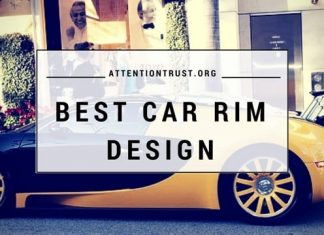 Car Rim Design
