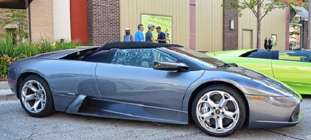 Lamborghini Murcielago Rim Designs