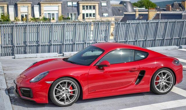 Porsche Cayman GTS Rim Designs