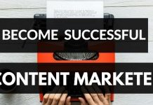 Successful Content Marketer