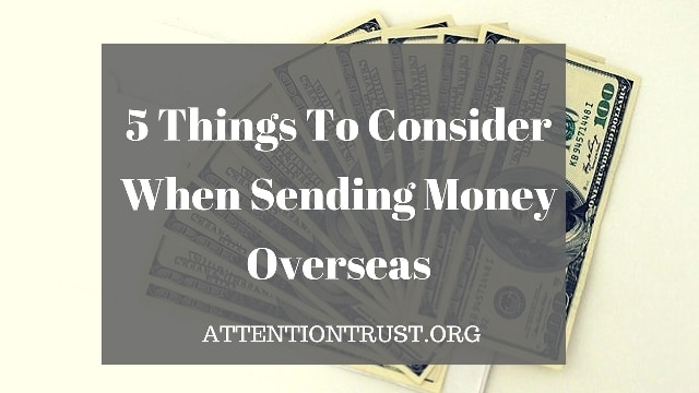 Sending Money Overseas