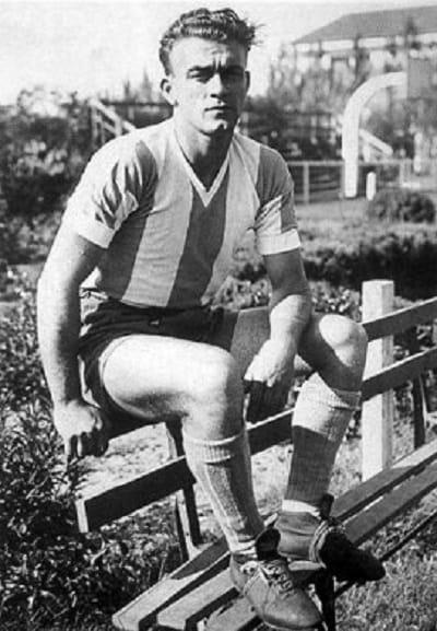 Alfredo Di Stefano -Top 20 Fifa Players