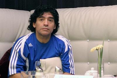 Diego Maradona -Top 20 Fifa Players