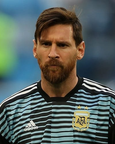 Lionel Messi - Top 20 Fifa Players