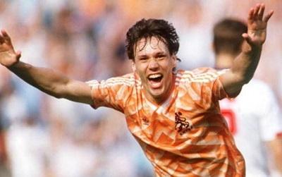 Marco van Basten - Top 20 Famous Football Players