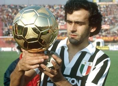 Michel Platini - Top 20 Fifa Players