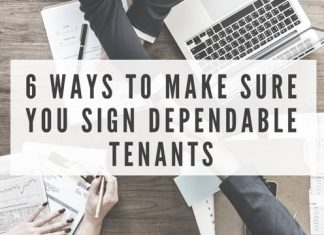 Dependable Tenants