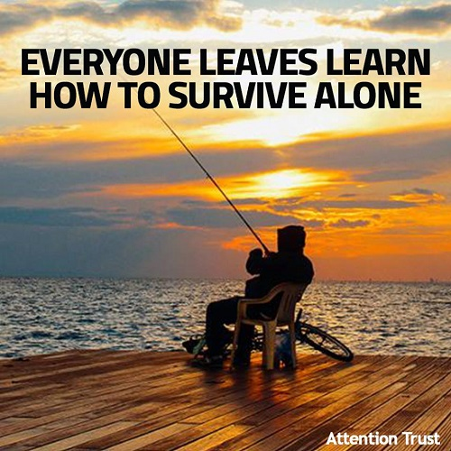 Everyone Leaves Learn