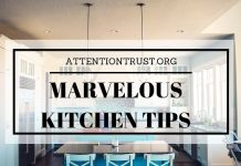 marvelous kitchen