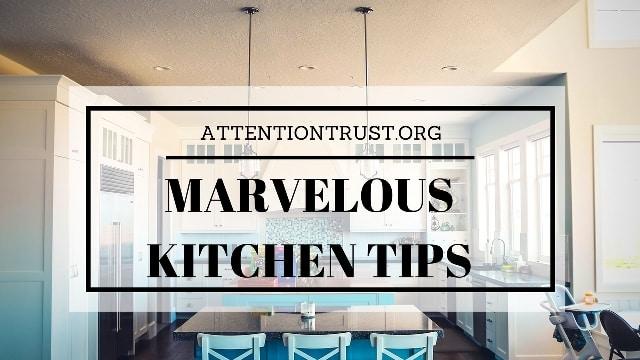 marvelous kitchen
