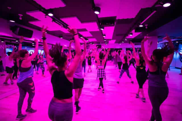 305 Fitness - workouts in New York City