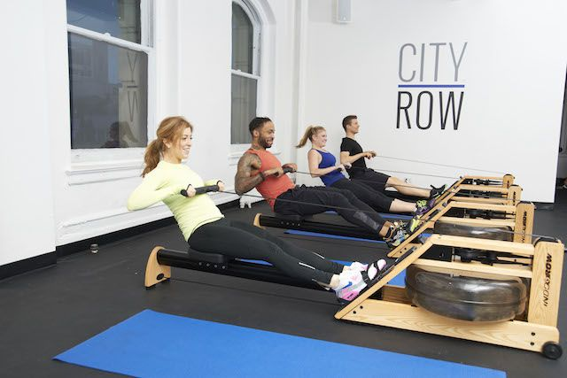 CITYROW - Gym in New York City