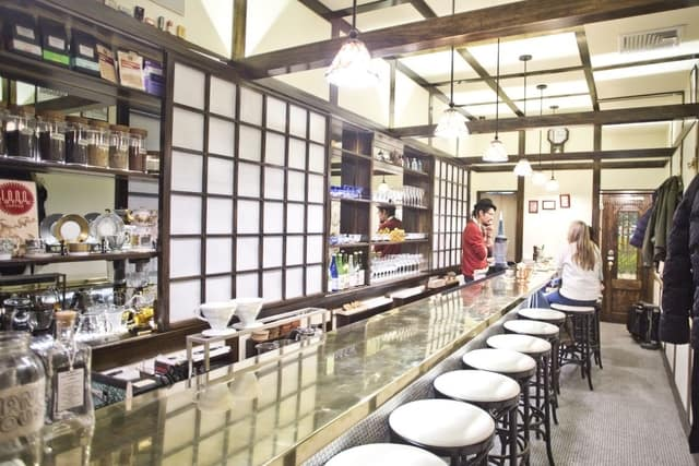 Hi-Collar - Café Integral - Coffee Shops in New York
