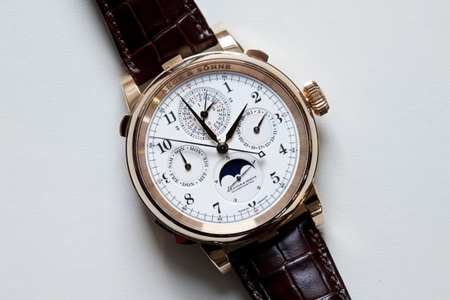 Lange & Söhne Grand Complication - most expensive watches