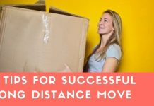 Long Distance Move