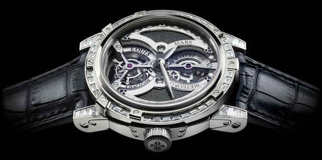 Louis Moinet Meteoris - Most Expensive Watches