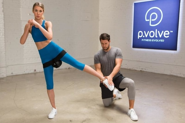 P.volve - workouts in New York City
