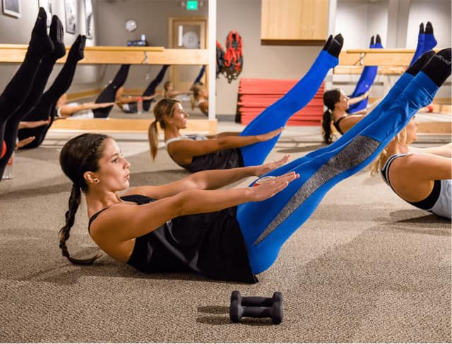 Pure Barre - workouts in New York City