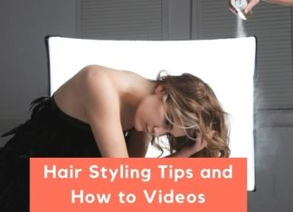 hair styling tips