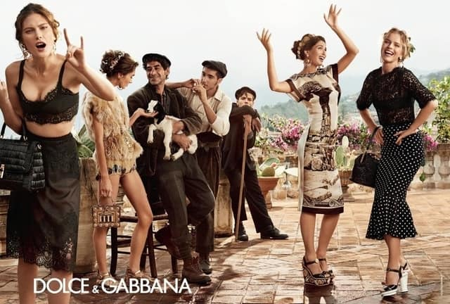 Dolce and Gabbana - Expensive Clothing Brands