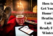 homes heating