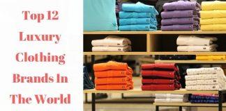 luxury clothing brands