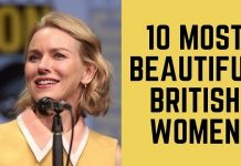 Beautiful British Women
