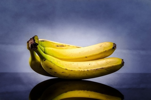 Banana - top acidic foods