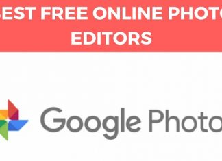 Online Photo Editors