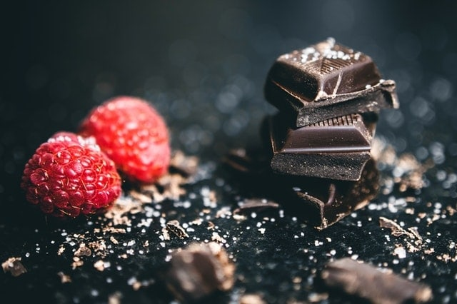 Chocolate - top acidic foods